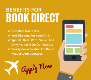 Why Booking Direct?